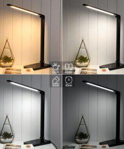 Đèn bàn chống cận Led Lighting EVER 7 Brightness Desk Lamp 8w 3100013-EU