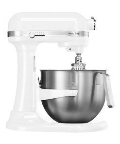 Máy trộn bát nâng KitchenAid Professional chuyên nghiệp 6.9l màu trắng 5KSM7590WWH