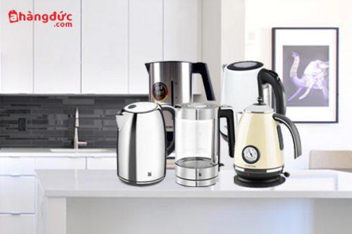 Nên chọn loại ấm đun nước nào cho căn bếp gia đình của bạn?