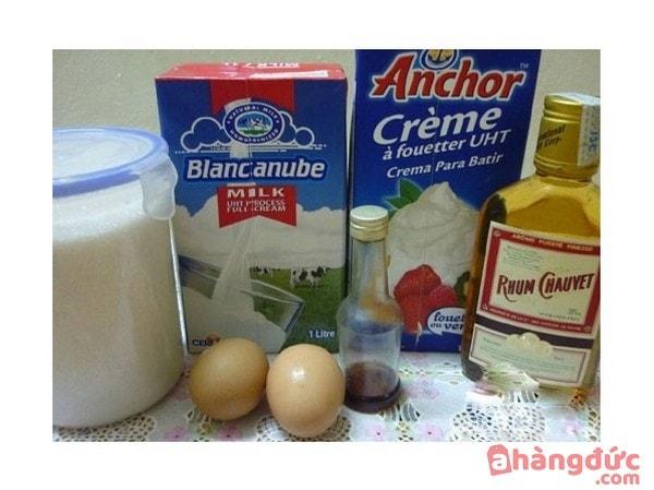 làm kem tươi bằng máy làm kem gia đình 5