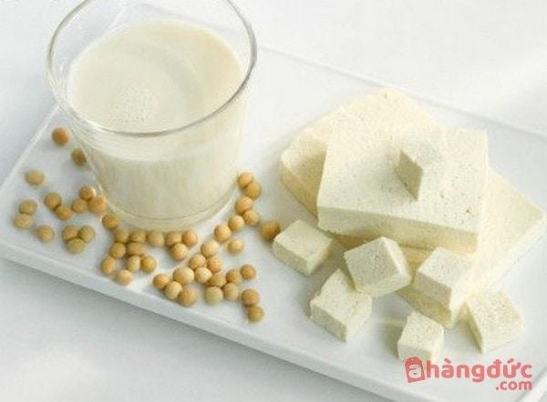 Sữa đậu nành thơm bổ dưỡng