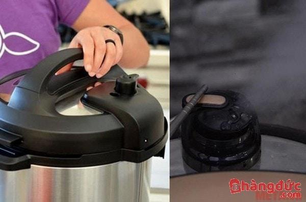 Sửa nồi áp suất điện nhanh nhất chỉ trong vòng 5 phút