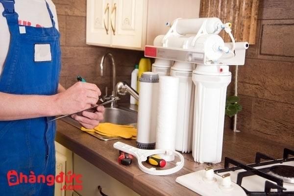 Sửa máy lọc nước với chi phí cạnh tranh tiết kiệm