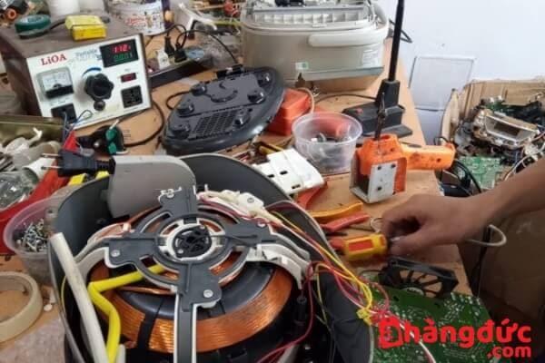 Chuyên sửa chữa nồi cơm điện Tiger uy tín giá rẻ