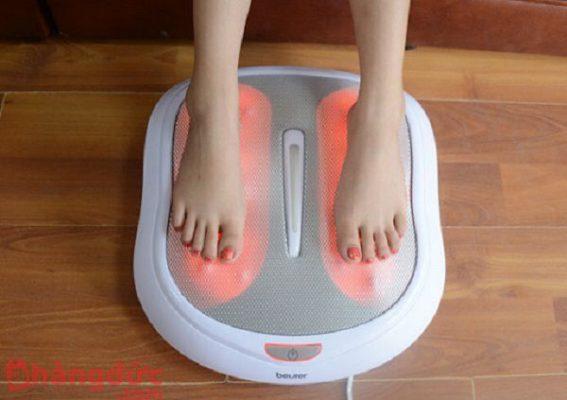 Sửa máy massage chân