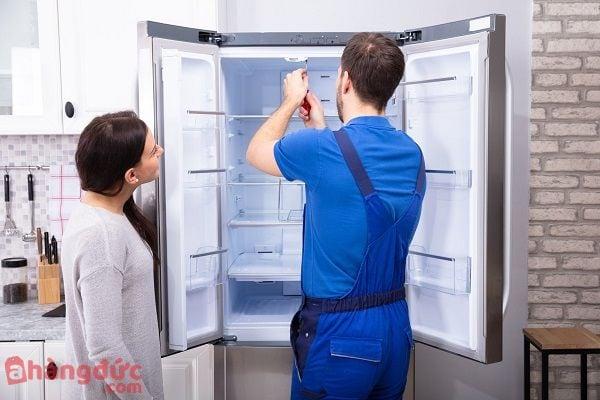 Dịch vụ sửa tủ lạnh tại nhà giá rẻ uy tín đến trong 30 phút