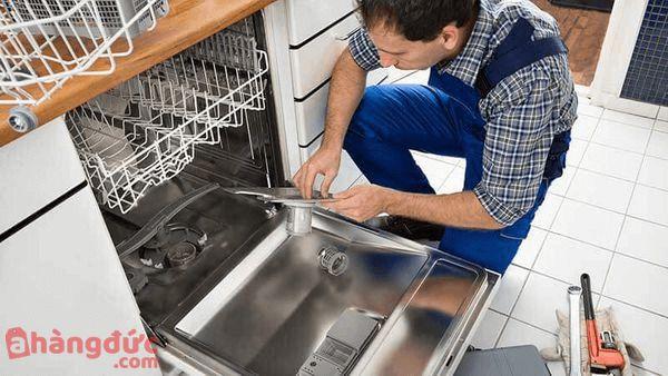 Sửa máy rửa chén bát