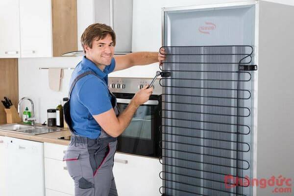 Sửa tủ đông tại nhà