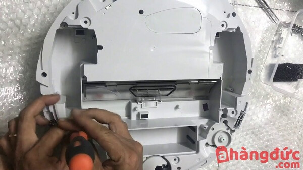 Sửa robot hút bụi Xiaomi tại nhà uy tín