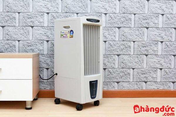 Cách tiết kiệm điện khi sử dụng quạt hơi nước