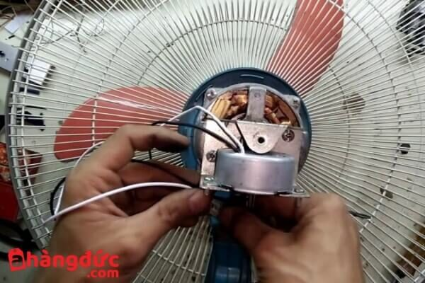 Dịch vụ sửa quạt điện tại nhà