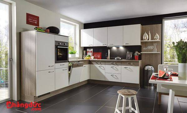 Chọn lò nướng phù hợp với không gian bếp nhà bạn