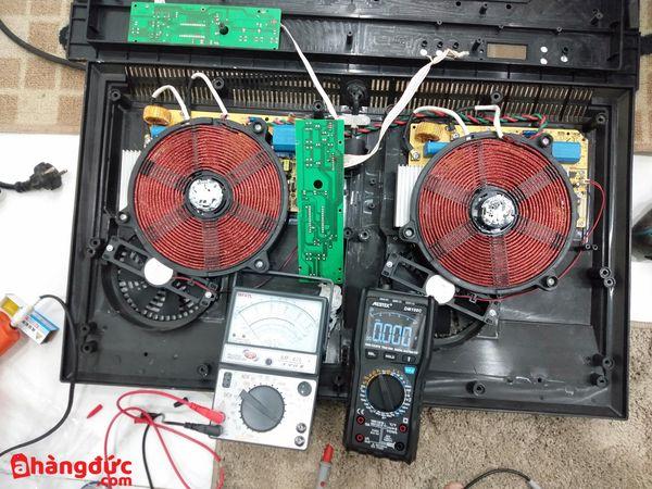 Kiểm tra tốc độ đường truyền của nguồn điện