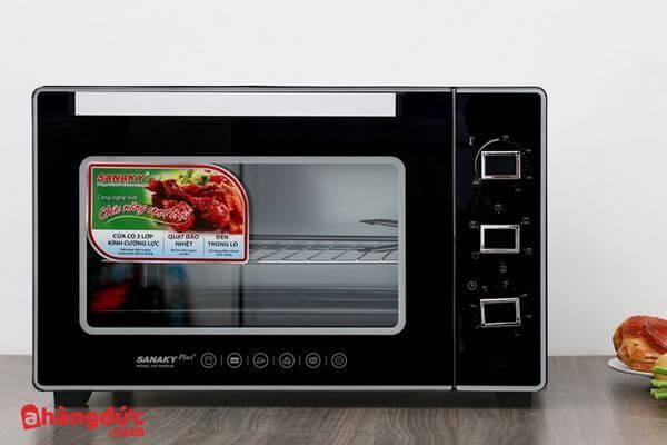 Lò nướng Sanaky VH-5099S2D