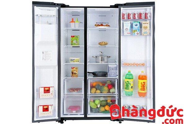 nguyên nhân tủ lạnh samsung inverter side by side bị lỗi