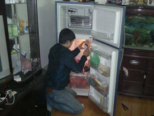 cách sửa tủ lạnh electrolux tại nhà