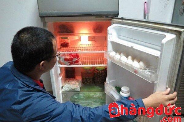 các lỗi thường gặp ở tủ lạnh electrolux